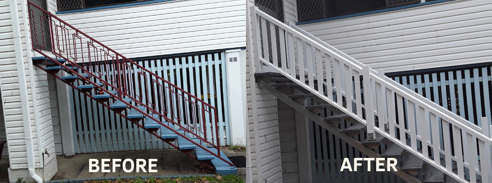 repair staircase
